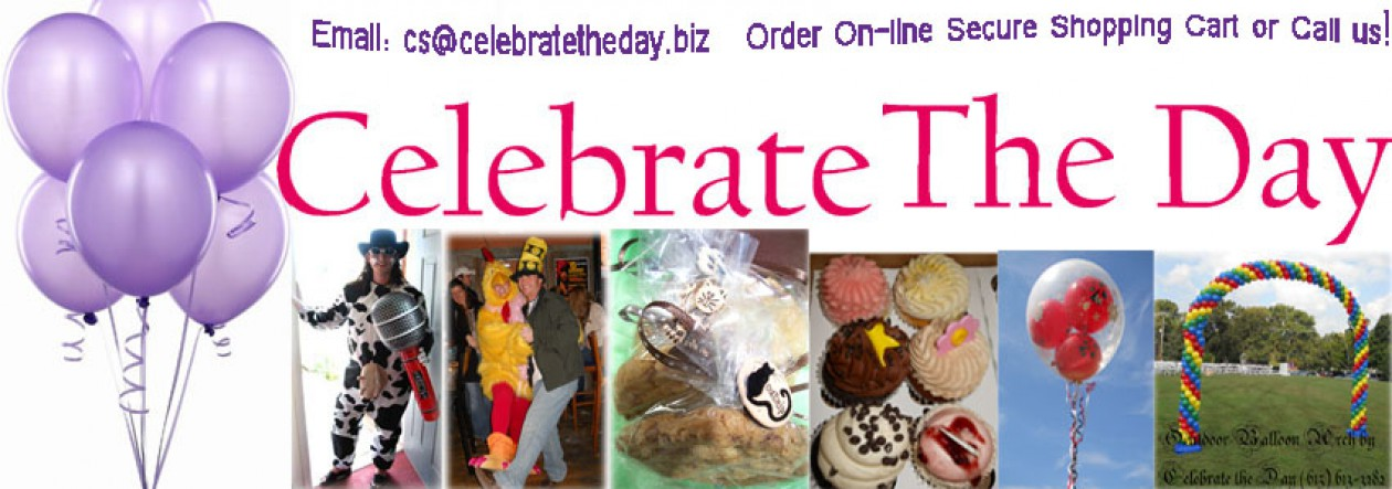 Celebrate The Day with Balloons Blog